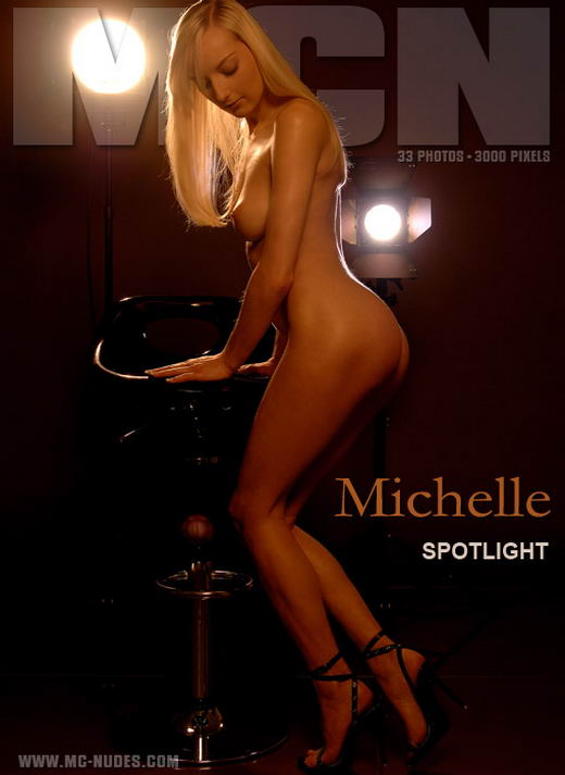 Michelle in Spotlight gallery from MC-NUDES