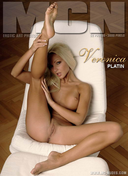 Veronica in Platin gallery from MC-NUDES