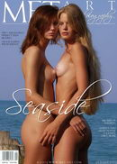 Andrea C & Sharon B in Seaside 01 gallery from METART ARCHIVES by Voronin
