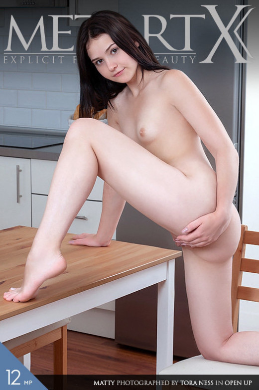 Matty in Open Up gallery from METART-X by Tora Ness