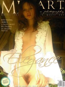 Anna Venice  nackt