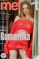 Avril A in Romantika gallery from METART by Thierry Murrell
