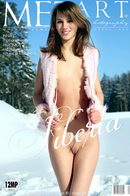 Inna C in Siberia gallery from METART by Paromov