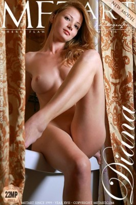 Diana Bronce  from METART