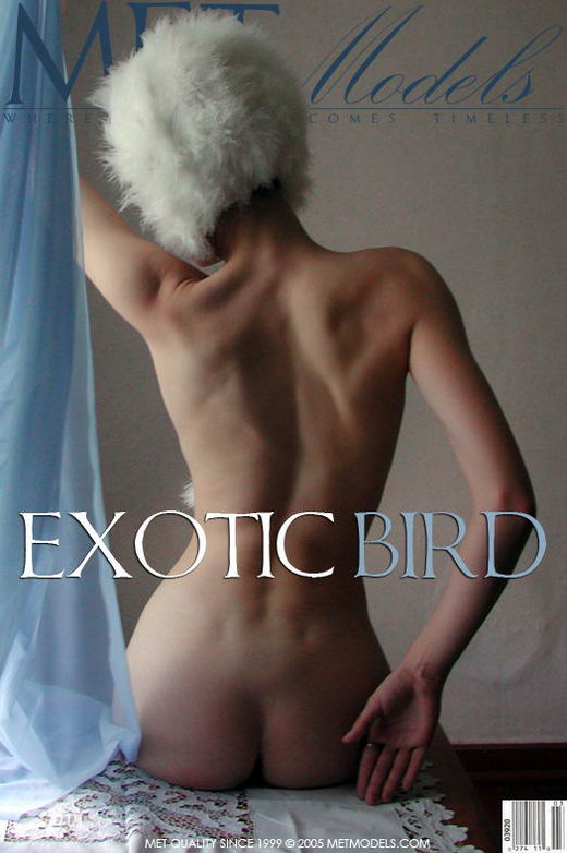 Ida in Exotic Bird gallery from METMODELS by Anais Demois