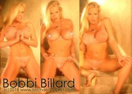 Bobbi Billard  nackt
