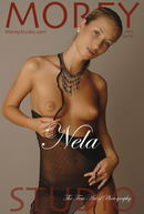 Nela in P3 gallery from MOREYSTUDIOS by Craig Morey
