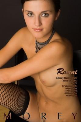 Ronni  from MOREYSTUDIOS2