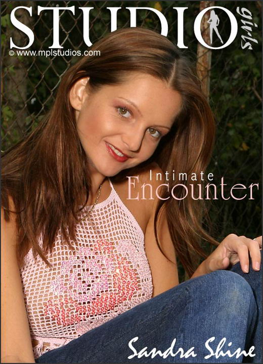 Sandra Shine in Intimate Encounter gallery from MPLSTUDIOS