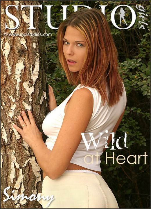 Simony in Wild At Heart gallery from MPLSTUDIOS