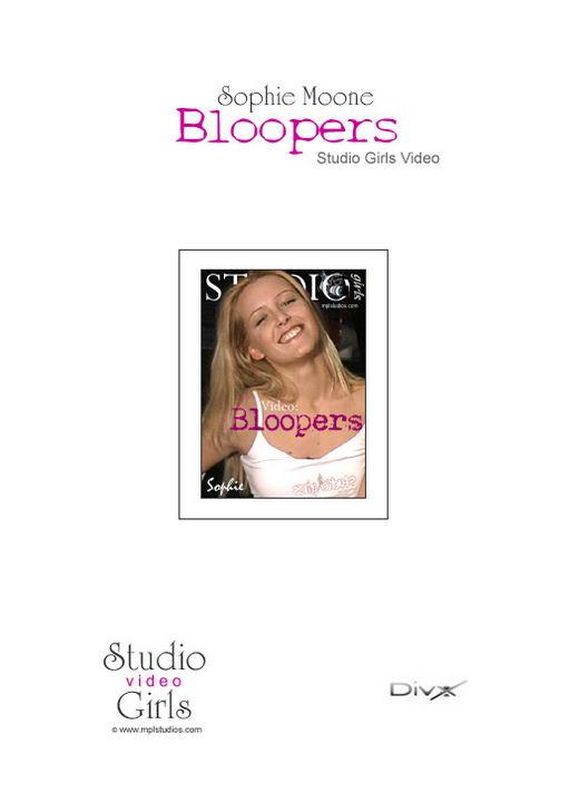 Sophie Moone in Sophie Bloopers video from MPLSTUDIOS