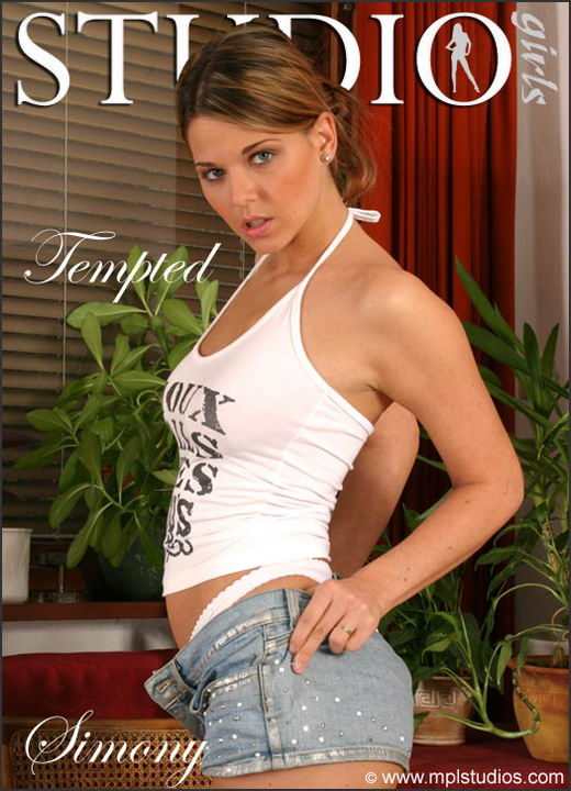 Simony in Temptress gallery from MPLSTUDIOS