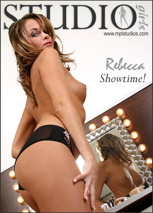 Rebecca in Showtime gallery from MPLSTUDIOS