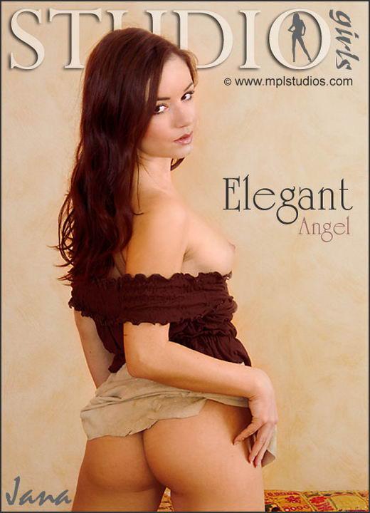 Jana in Elegant Angel gallery from MPLSTUDIOS by Chris Danneffel
