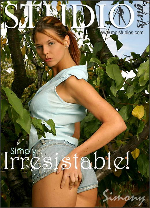 Simony in Simply Irresistible gallery from MPLSTUDIOS
