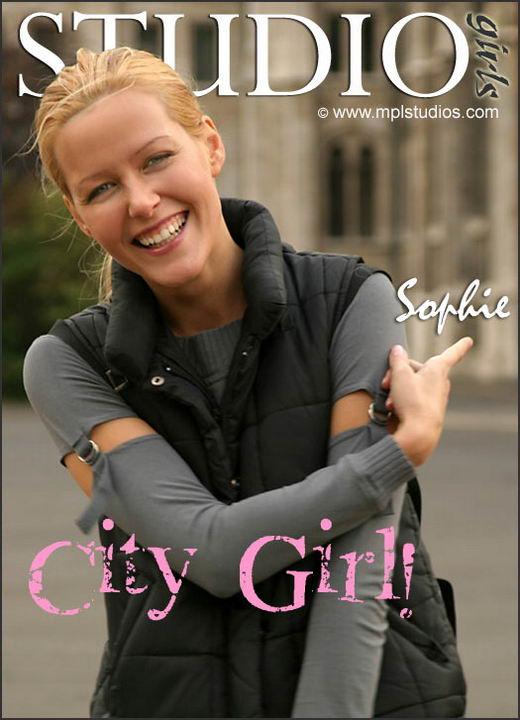 Sophie Moone in City Girl gallery from MPLSTUDIOS