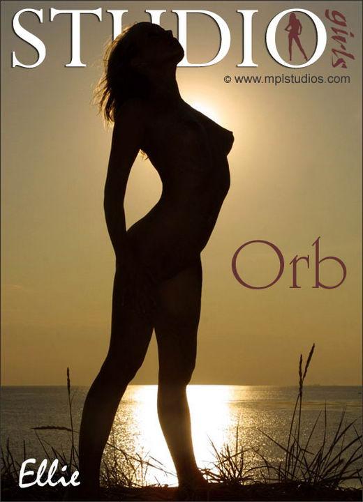 Ellie in Orb gallery from MPLSTUDIOS by Alexander Fedorov