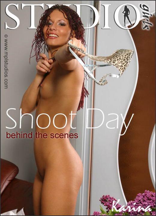 Karina in Behind The Scenes gallery from MPLSTUDIOS by Alexander Fedorov