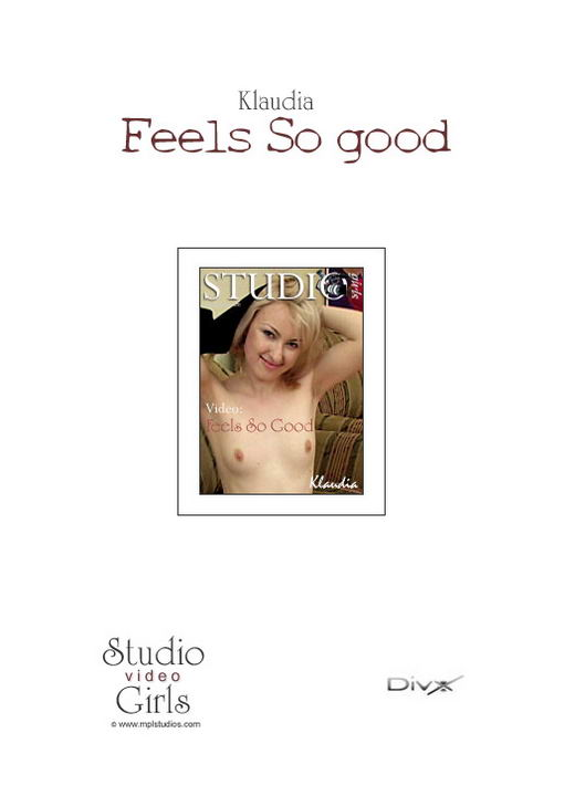 Klaudia in Feels So Good video from MPLSTUDIOS