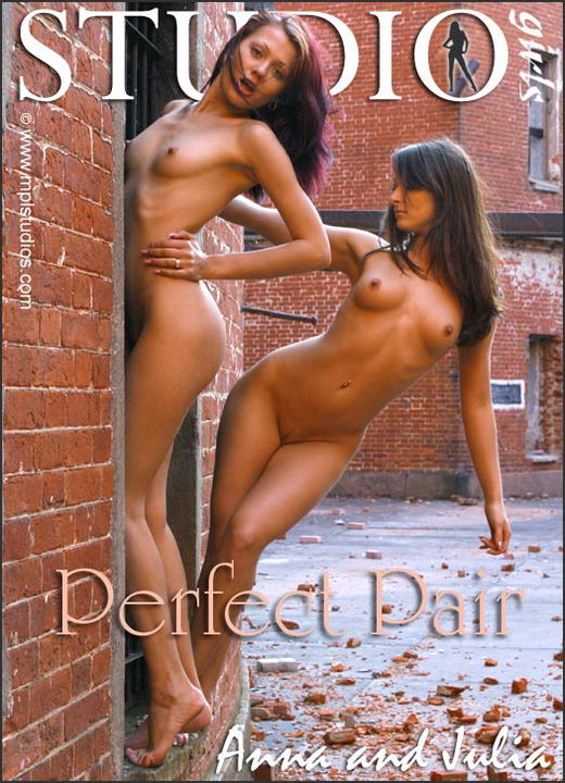 Anna And Julia in Perfect Pair gallery from MPLSTUDIOS by Alexander Fedorov