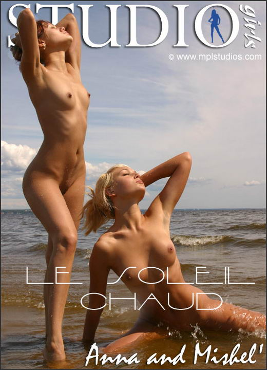 Anna & Mishel in Le Soleil Chaud gallery from MPLSTUDIOS by Alexander Fedorov