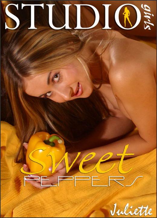 Juliette in Sweet Pepper gallery from MPLSTUDIOS by Alexander Fedorov