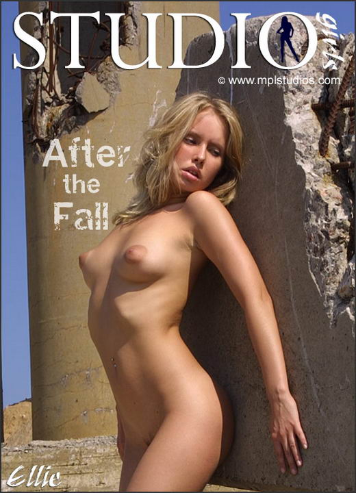 Ellie in After The Fall gallery from MPLSTUDIOS by Alexander Fedorov