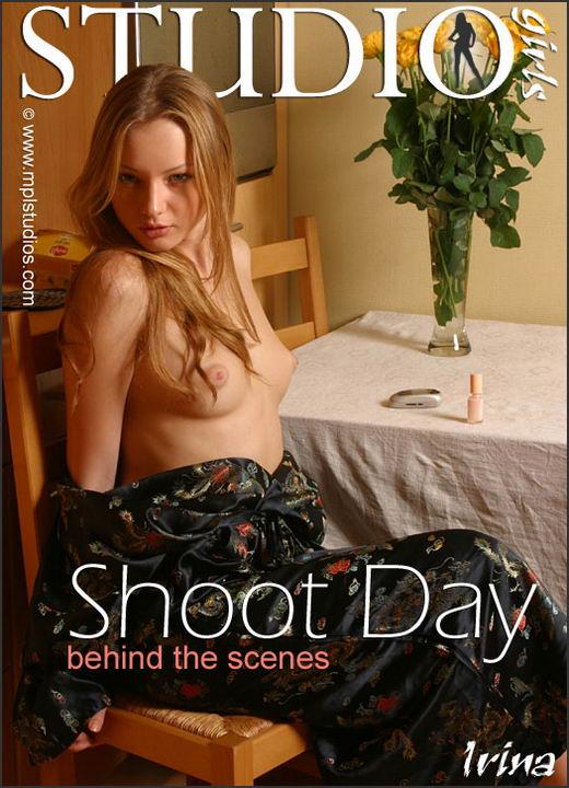 Irina in Behind The Scenes gallery from MPLSTUDIOS by Alexander Fedorov