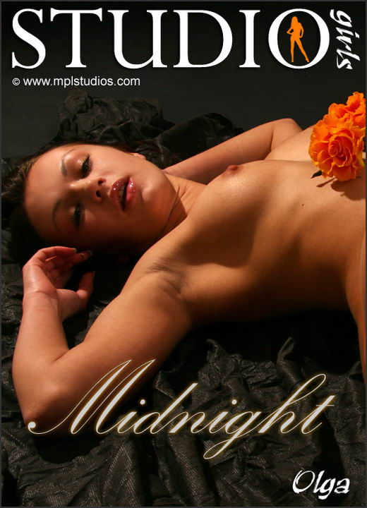 Olga in Midnight gallery from MPLSTUDIOS by Alexander Fedorov