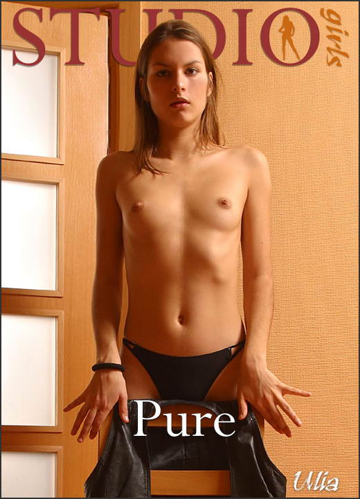 Ulia in Pure gallery from MPLSTUDIOS by Alexander Fedorov