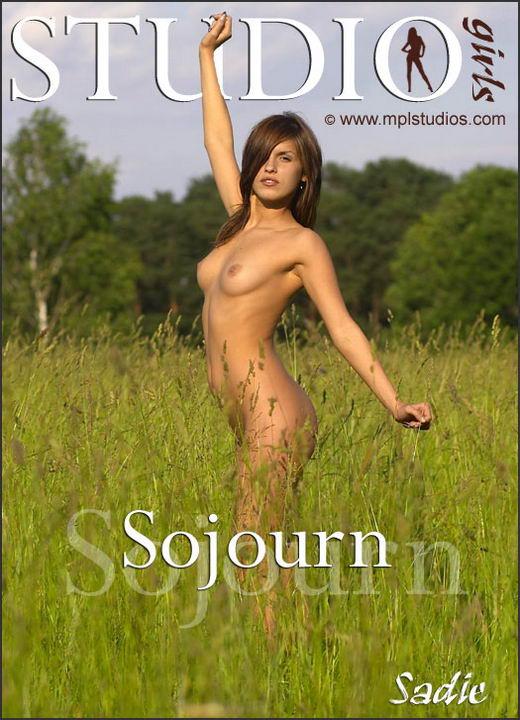 Sadie in Sojourn gallery from MPLSTUDIOS by Alexander Lobanov