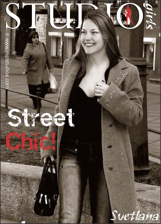 Svetlana in Street Chic gallery from MPLSTUDIOS by Alexander Fedorov