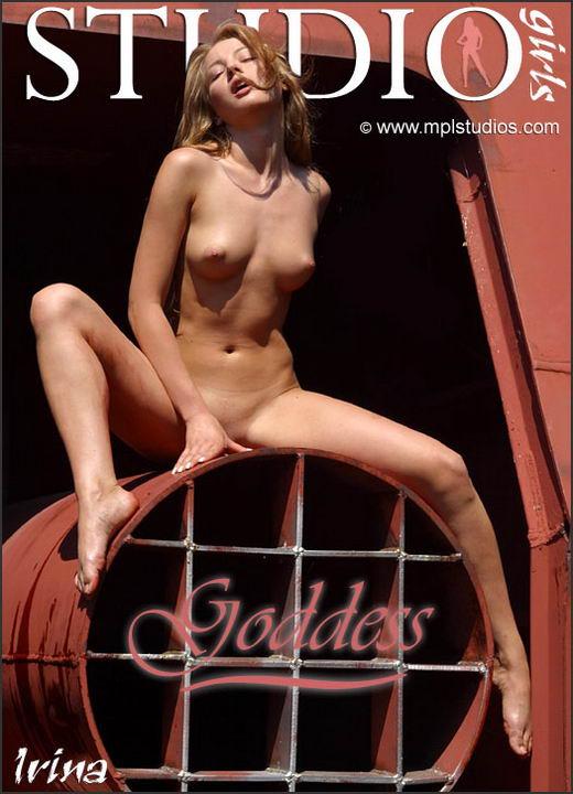 Irina in Goddess gallery from MPLSTUDIOS by Alexander Fedorov
