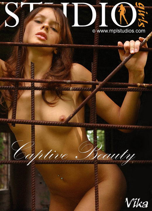 Vika in Captive Beauty gallery from MPLSTUDIOS by Alexander Fedorov