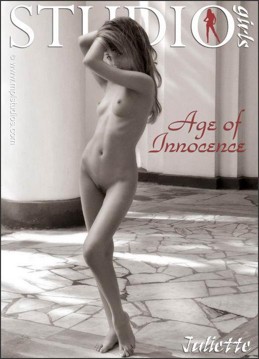 Juliette in Age Of Innocence gallery from MPLSTUDIOS by Andrey Krylov