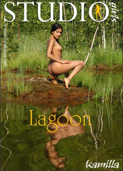 Kamilla in Lagoon gallery from MPLSTUDIOS by Alexander Fedorov