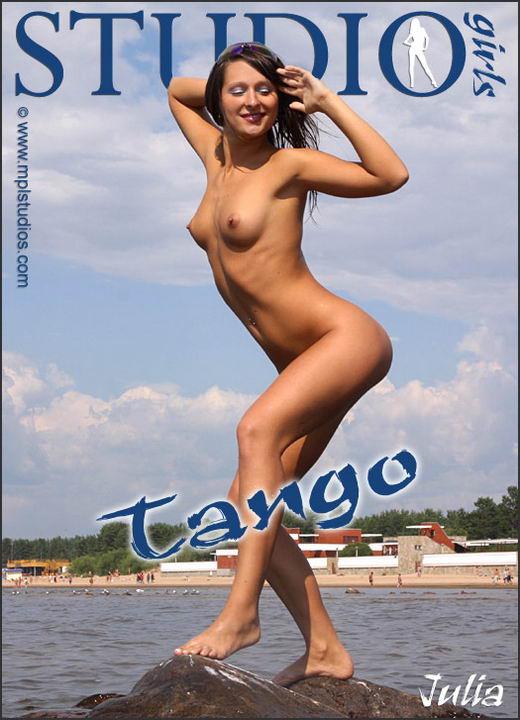 Julia in Tango gallery from MPLSTUDIOS by Alexander Fedorov
