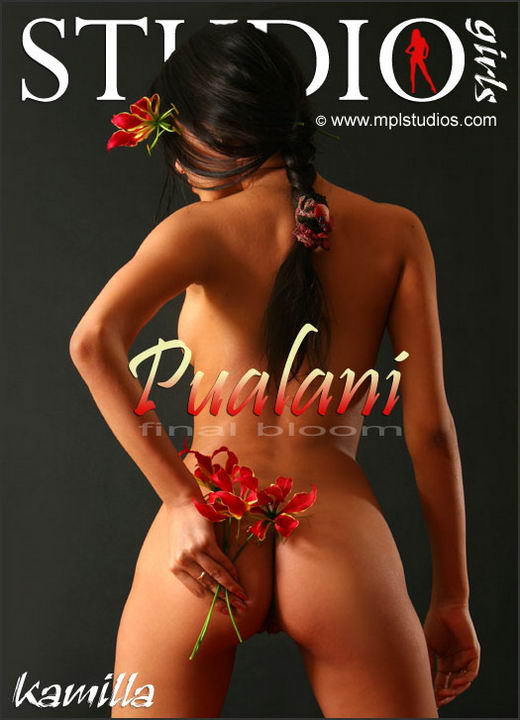 Kamilla in Pualani: Final Bloom gallery from MPLSTUDIOS by Alexander Fedorov