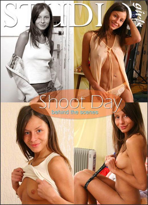 Vika in Behind The Scenes gallery from MPLSTUDIOS by Alexander Fedorov