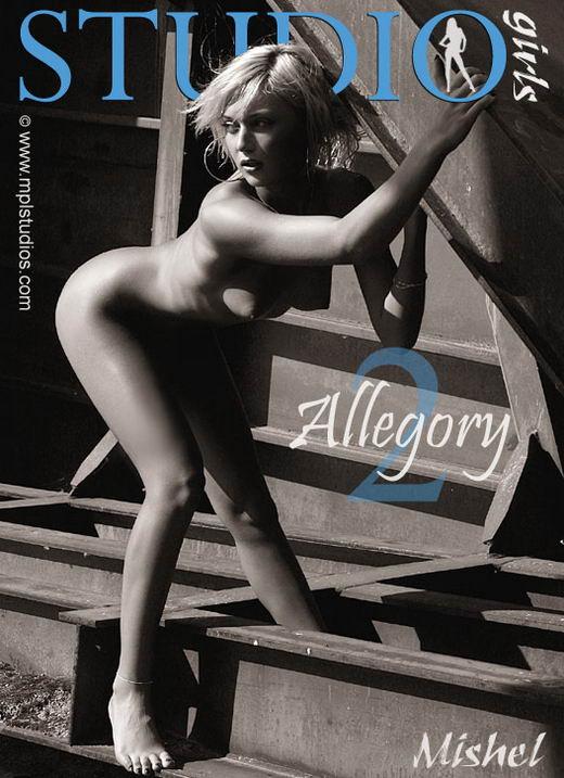 Mishel in Allegory Ii gallery from MPLSTUDIOS by Alexander Fedorov