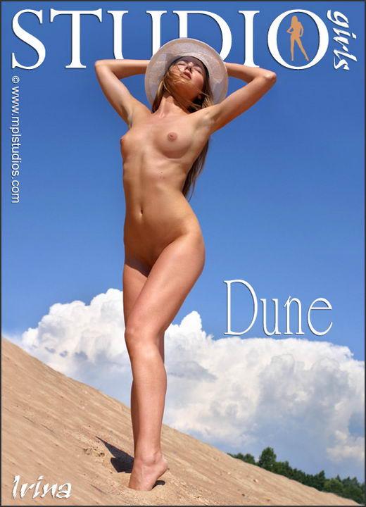 Irina in Dune gallery from MPLSTUDIOS by Alexander Fedorov