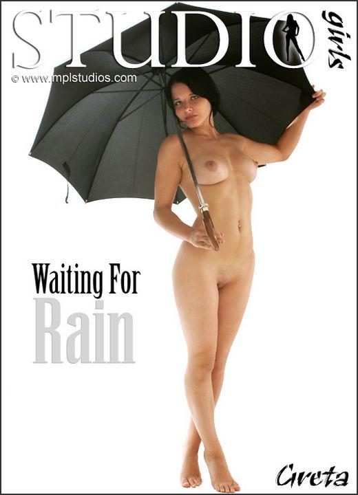 Greta in Waiting For Rain gallery from MPLSTUDIOS by Alexander Fedorov