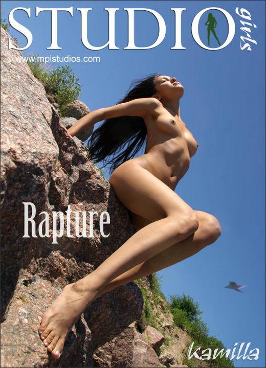 Kamilla in Rapture gallery from MPLSTUDIOS by Alexander Fedorov