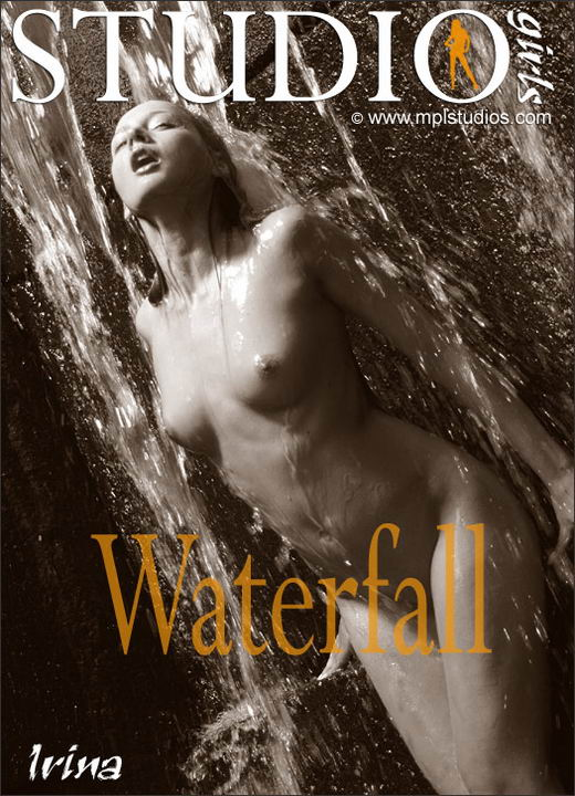 Irina in Waterfall gallery from MPLSTUDIOS by Alexander Fedorov