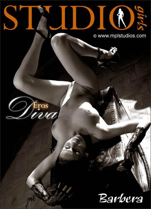 Barbera in Eros Diva gallery from MPLSTUDIOS by Alexander Fedorov