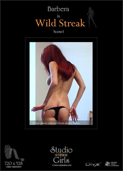 Barbera in Wild Streak video from MPLSTUDIOS by Alexander Fedorov