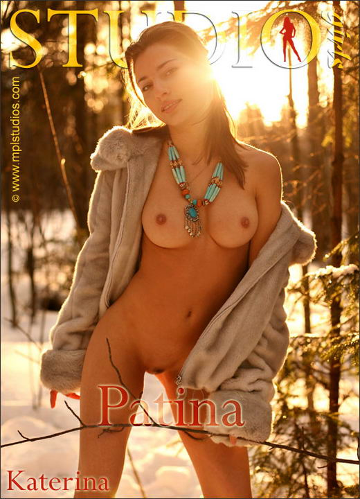 Katerina in Patina gallery from MPLSTUDIOS by Mikhail Paromov