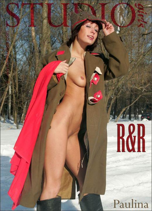 Paulina in R & R gallery from MPLSTUDIOS by Alexander Fedorov