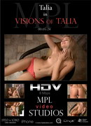 Visions of Talia video from MPLSTUDIOS by Jan Svend