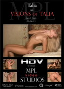 Visiona of Talia 2 video from MPLSTUDIOS by Jan Svend